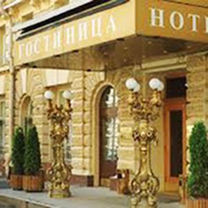 Гостиницы Борского