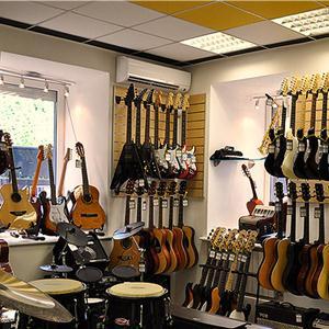 Музыкальные магазины Борского
