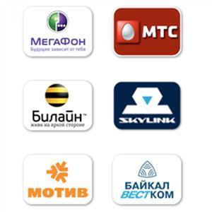 Операторы сотовой связи Борского