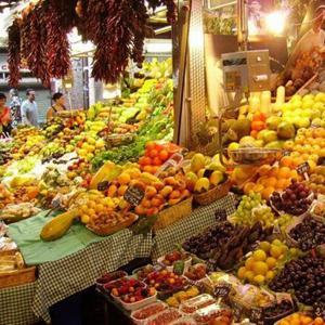 Рынки Борского