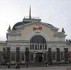 Железнодорожные вокзалы в Борском