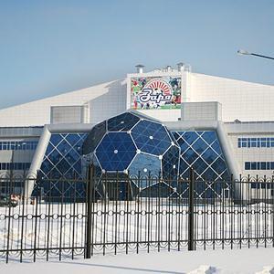 Спортивные комплексы Борского