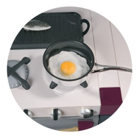 Бильярдный клуб Гладиатор - иконка «кухня» в Борском